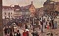 August Croissant, Marktplatz Landau.jpg
