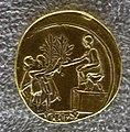 Augusto, aureo con offerenti che porgono rami d'alloro.JPG