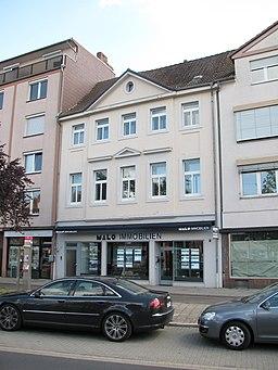 Auguststraße in Braunschweig