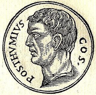 Aulus Postumius Albinus