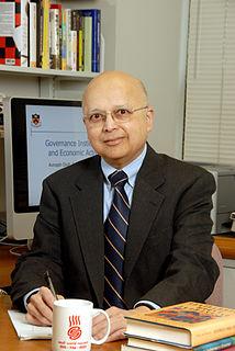 Avinash Dixit American economist