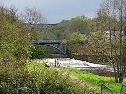 Avon Water at Millheugh Bridge - geograph.org.uk - 165433.jpg