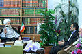 Ayatollah Habibullah Mehman-Navaz met with Iranian Culture Minister Sayyed Mohammad Hosseini 2.JPG