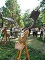 Az 1972-ben Kádár János által elejtett szarvasbika trófeája.jpg