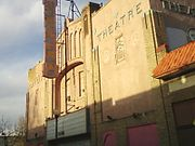 Aztlan(Santa Fe) Theatre, Denver