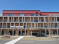 Azumino city office.jpg