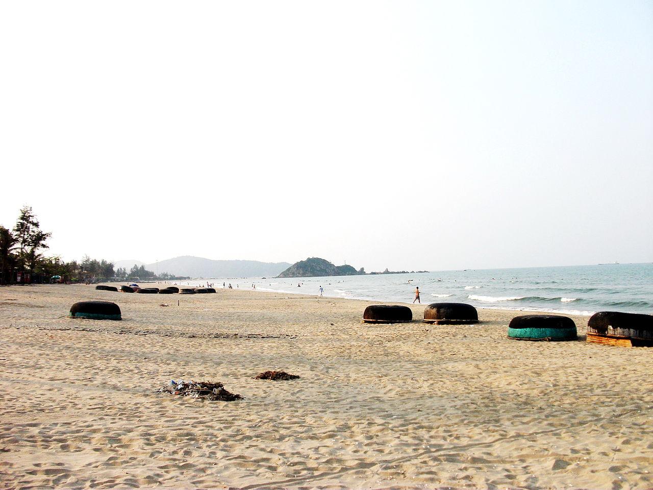 Beach of Cửa Lò