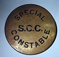BADGE - Scotland - Sutherland Constabulary Special Constable badge (2169217276).jpg
