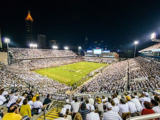 Bobby Dodd Stadium American football stadium on the Georgia Tech campus in Atlanta, GA