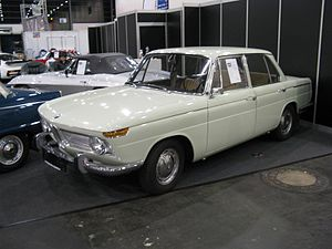 BMW New Class - BMW 1600