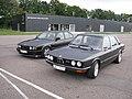 BMW 525 E12+ M5 3.8 E34 (7759276484).jpg