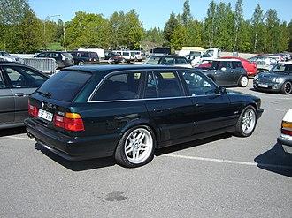 BMW M5 - E34 M5 Touring