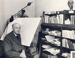 Baltzar von Platen (inventor) - Image: B von Platen 1960