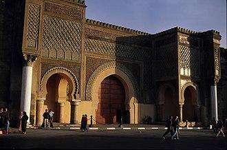 Meknes - Bab Mansour