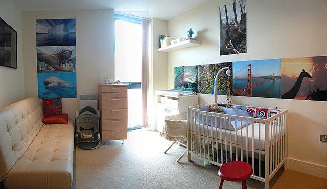 File Baby Nursery Room Jpg Wikimedia Commons