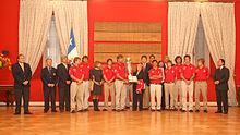 Sport In Chile Wikipedia