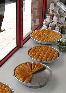 Baklava and Pistachios for Sale - Gaziantep.jpg