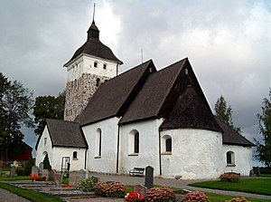 Balingsta Church - Balingsta Church, external view