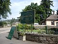 Banchory Lodge Hotel sign - geograph.org.uk - 1380063.jpg