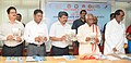 Bandaru Dattatreya publicity material at the inauguration of the Regional Workshop on 'Government of India Welfare Schemes', organised by the Directorate of Field Publicity, Mo Information & Broadcasting, in Hyderabad.jpg