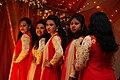 Bangladeshi girls in wedding ceremony at Chittagong (01).jpg