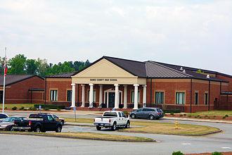 Banks County High School - Image: Banks County High School
