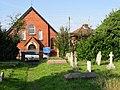 Baptist church from the cemetery opposite - geograph.org.uk - 987054.jpg