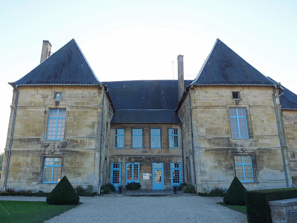 Bar-le-Duc-Château des ducs de Bar-Façade (1)