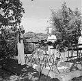 Barbecue op het landgoed Fontein ter ere van het koninklijk bezoek, Bestanddeelnr 252-3859.jpg