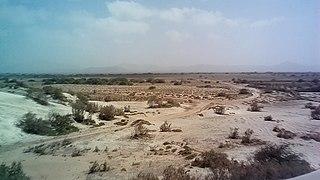 Morrinho Settlement in Maio, Cape Verde
