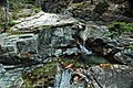 Baring Creek (Sunrift Gorge, Glacier National Park, Montana, USA) 6 (19880156368).jpg