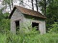 Barisis-aux-Bois (Aisne) ancienne halte du Rond d'Orléans.JPG