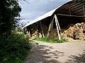 Barn, West Winterslow - geograph.org.uk - 984848.jpg