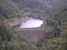 Image illustrative de l'article Barrage du Gouffre d'Enfer