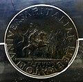 Bartolo talpa, medaglia di francesco II gonzaga 02 marco curzio.jpg