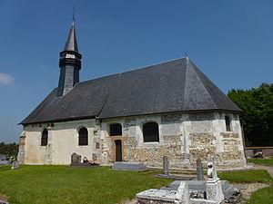 Barville, Eure - Image: Barville (Eure, Fr) église