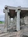 Basafi of 24 pillars in Shravana Belagola.jpg