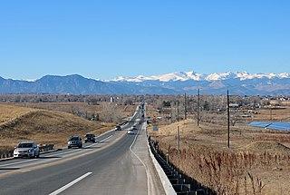 Baseline Road (Colorado)