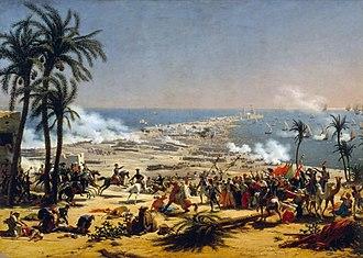 Battle of Abukir (1799) - Battle of Abukir