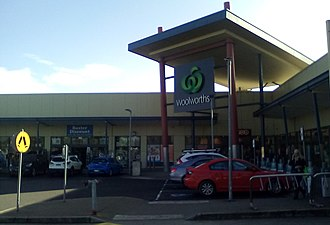 Woolworths Supermarkets - Woolworths Baxter