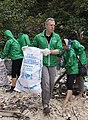Beach Clean-up Day in Ha Long Bay (32205180956).jpg