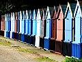 Beach Huts Friarscliffe - geograph.org.uk - 1565224.jpg