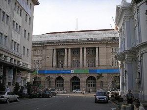 Downing Street, George Town - Image: Beach Street Penang Dec 2006 011