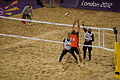 Beach volleyball at the 2012 Summer Olympics (7925306190).jpg