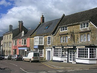 Beaminster town and civil parish in the West Dorset district of Dorset in England
