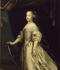 Marie-Thérèse d'Autriche, reine de France
