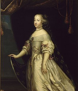 Beaubrun, Charles and Henri - Marie Thérèse of Austria, Queen of France - Versailles MV 3501.jpg