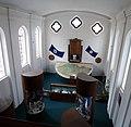 Bechyně, synagoga, Muzeum turistiky 04.jpg