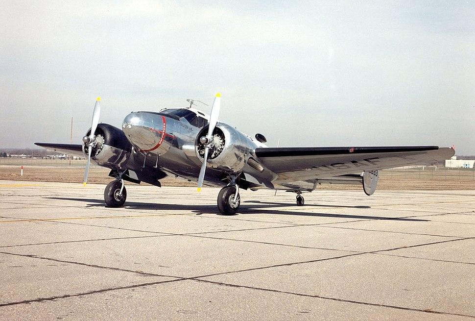 Beech C-45H Expeditor USAF
