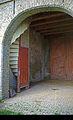 Beers, Unia state poort binnenzijde noordgevel 1984 RM8472.jpg